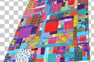quilt border clipart free 5