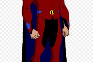 zod dc clipart 3