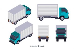 18 wheeler clipart cute 3