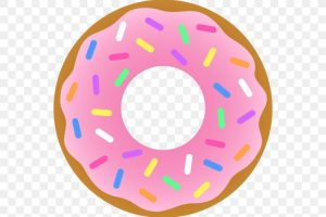 donuts and diapers clipart 2