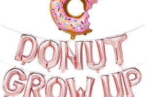 donuts and diapers clipart 4