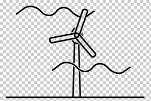 drawing the wind clipart 2
