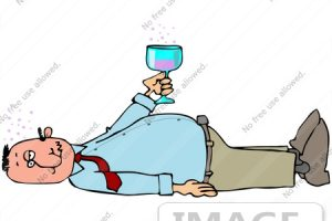 funny drunk clipart 2