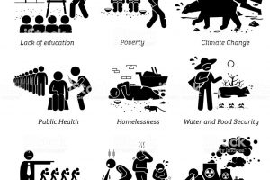 homeless beggar clipart black and white 5