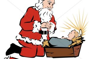jesus reason for the seasonchristmas clipart 2