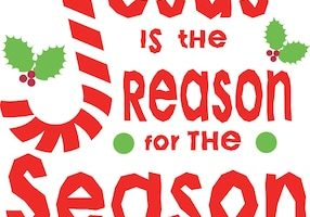 jesus reason for the seasonchristmas clipart 5
