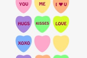 love is sweet clipart 1