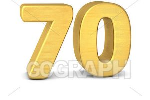number 70 clipart