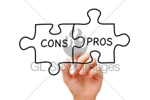pros cons seesaw clipart 2
