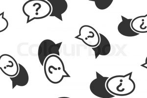 questions clipart black background 2