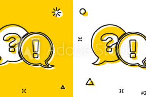 questions clipart black background 3