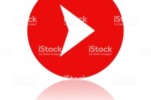 round red arrow clipart 5