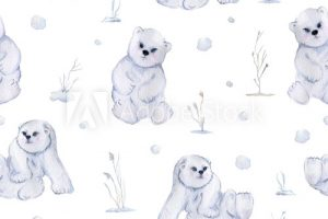 snow on bushes clipart 2