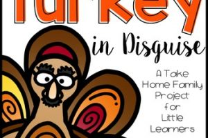 turkeys in disguise clipart 2
