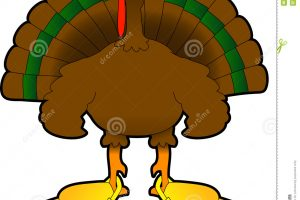 turkeys in disguise clipart 4