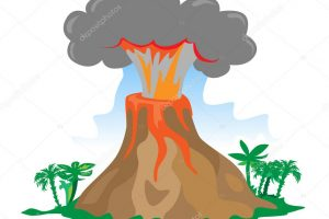 volcan png clipart