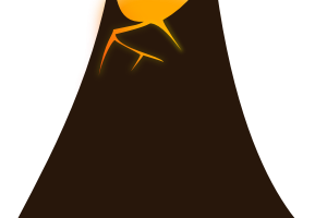 volcan png clipart 1