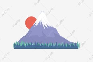 volcan png clipart 2