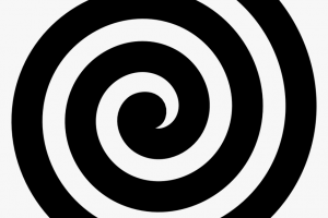 swirl circle png clipart 4